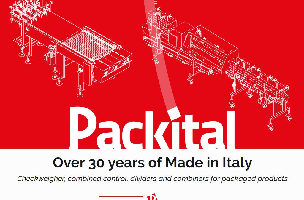 Packital web